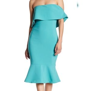 NWT Likely Size 4 Conrad Strapless Dress